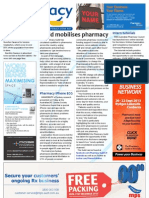 Pharmacy Daily for Mon 12 Aug 2013 - Guild petition initiative, Mayne export deals, Pharmacist prescribes, iPhone ECG and much more