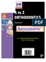 A to z Orthodontics Vol 7 Radiographs1