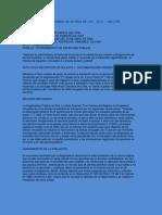 RESOLUCIÓN DEL TRIBUNAL REGISTRAL Nº 276 precedente vinculante otorgamiento de escritura publica