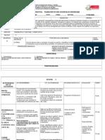 planeacion español OPD II