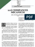 Los Chimpances Mecanicos