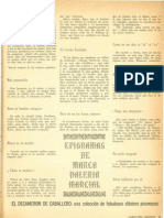 Decameron Caballero Agosto 1966