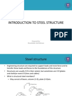 Chapter 1 - Introduction to Steel Section