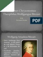 Conferencia Mozart