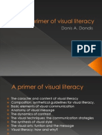 A Primer of Visual Literacy