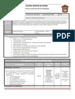 Plan y Programa de Evaluacion