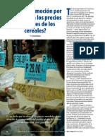 Rice Today Vol. 12, No. 2 Ola de Conmocion Por Las Alzas en Los Precios Mundiales de Los Cereales