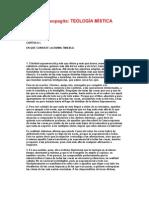 Dionisio, Areopagita - Teologia mistica.doc