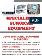 Specialized Surgical Equipment