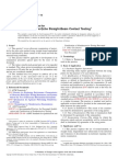 ASTM E114-10 Standard Practice for Ultrasonic Pulse-Echo Straight-Beam Contact Testing