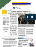 Boletín BASC Guayaquil MAYO 2013