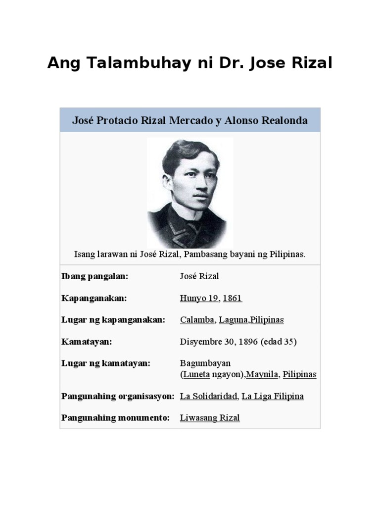 "reaction dr jose rizal s life Dr jose rizal 233 likes josé he was persuaded to leave the philippines following the reaction to ""noli me rizal visited many countries in his short life."