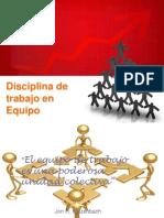 Disciplina de Trabajo en Equipo 2010