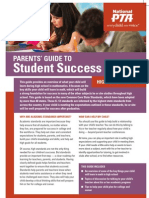 parents guide to student success in hs math
