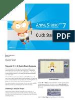 AS7 Debut QuickStart