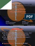 Caso Clinico Neurocisticercose