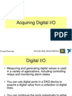 Acquiring Digital I