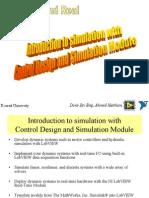 8- Design Control Simulation
