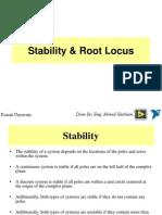 5- Stability & Root Locus