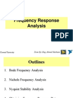 4- Frequency Response Analysis