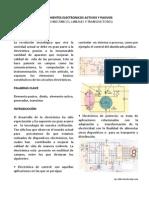 Articulo Componentes Electronicos - Milton