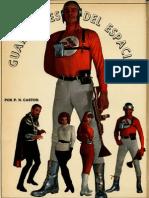 Guardianes Del Espacio en Caballero Agosto 1966