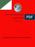 Control Hormonal Del Ciclo Estral