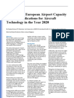 29 Eelman Scenarios of European Airport Capacity