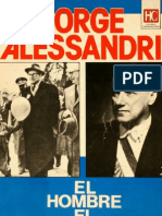Alessandri Politico El Amigo