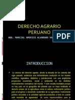 Derecho Agrario Prte II t1