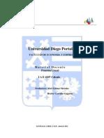 Material Docente 3- Función Líneal 1°2012