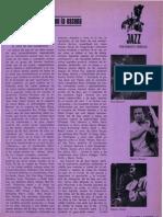 Breve Historia Del Jazz 4 Caballero Agosto 1966