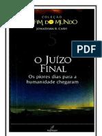 Coleção O Fim Do Mundo Vol. 5 - O Juízo Final - Jonathan Cash