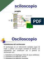 Osciloscopio 2012B