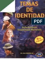 Temas de identidad Jédu Antonio Sagárnaga Meneses