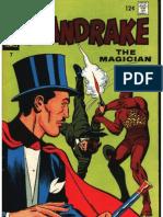 Mandrake Magician Comics Pdf