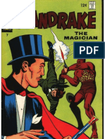Mandrake the Magician 07(King) - Jungle Drums