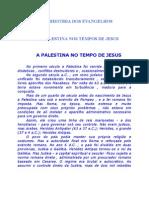 A Palestina Nos Tempos de Jesus