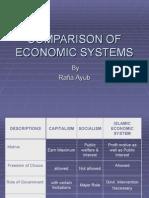 Comparison of Eco System