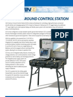 Ground Control Station Datasheet