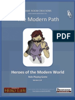 The Modern Path Heroes of the Modern World 2 0 1