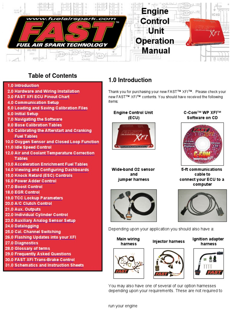 1509918170 xfi ecu operationmanual distributor ignition system fast xfi 2.0 wiring diagram at creativeand.co