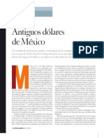 Antiguos Dolares de Mexico