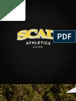 SCAD Athletics Guide