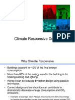 Climate Responsive Design