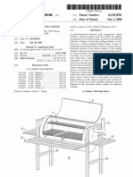 Patente Asador en Barril Otro