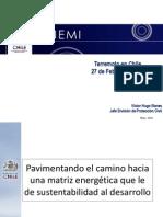 2 Presentacion ONEMI Terremoto en Chile Victor Hugo Illanes