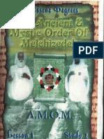 The Essene Degrees AMOM Lesson-1 Study-2