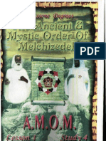 The Essene Degrees AMOM Lesson-1 Study-4