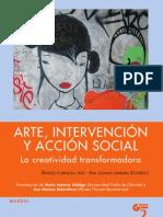 Carnacea Cruz, �ngeles y Lozano C�mbara, Ana - Arte, intervenci�n y acci�n social. La creatividad transformadora.pdf